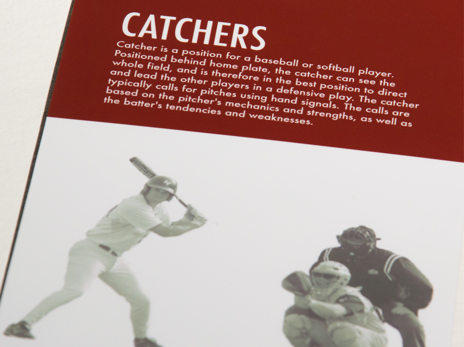 catching instructions